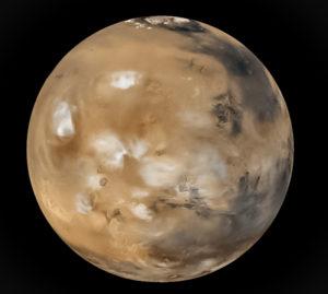 मंगल ग्रह (Mars Planet)