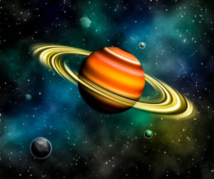 शनि ग्रह (Saturn Planet)