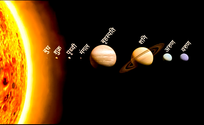 solar system images