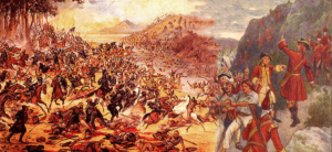 British First landed on Indian territory