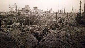प्रथम विश्व युद्ध का सारांश