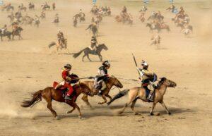 मंगोल का इतिहास