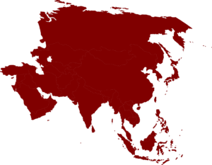 Interesting facts related to Asia