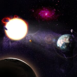 Nearest Star To Earth in Hindi